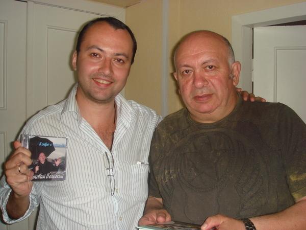 Зиновий Бельский и Максим Кравчинский