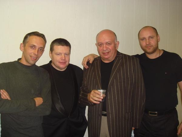А. Назаров, В. Ночной, З. Бельский, В. Аксёнов