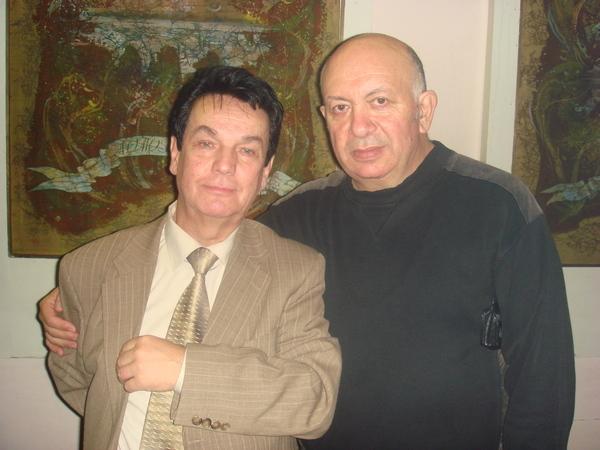 Зиновий Бельский и Эдуард Кузнецов