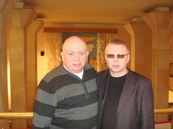 Зиновий Бельский и Владимир Двинской