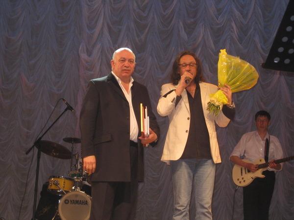 Андрей Егоров и Зиновий Бельский