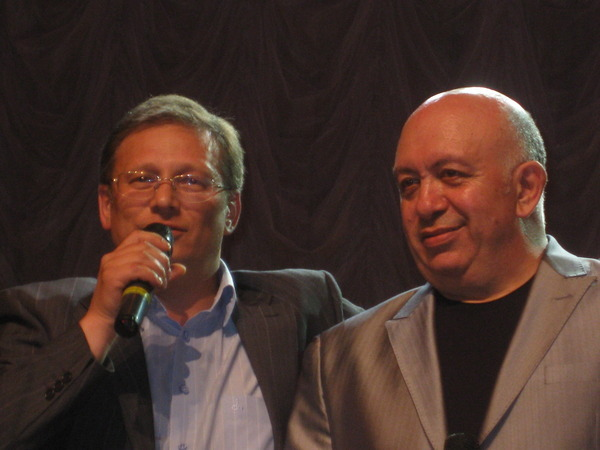 Зиновий Бельский и Андрей Большеохтинский
