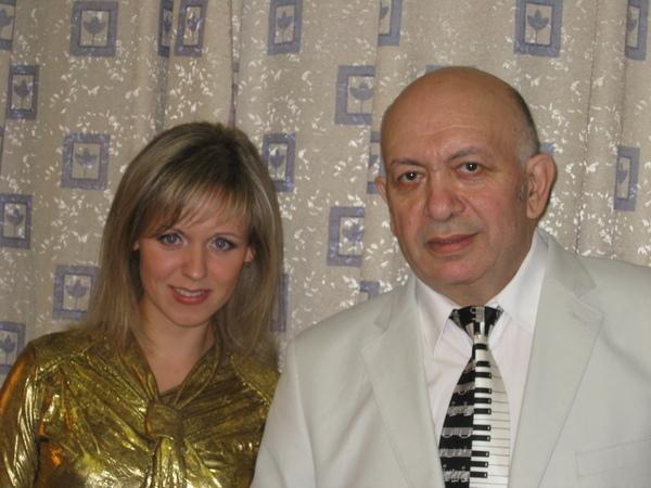 Алёна Королёва и Зиновий Бельский