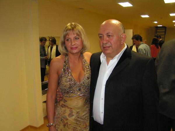 Катерина ГОлицына и Зиновий Бельский
