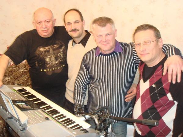 Зиновий Бельский, Ростислав Поспелов, Саша Адмирал, Андрей Большеохтинский