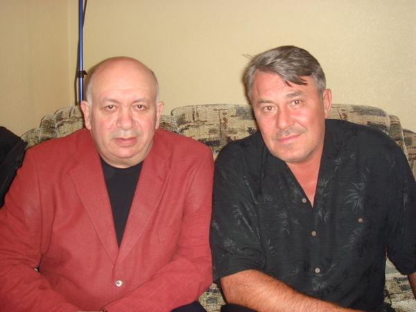 Зиновий Бельский и Владислав Медяник