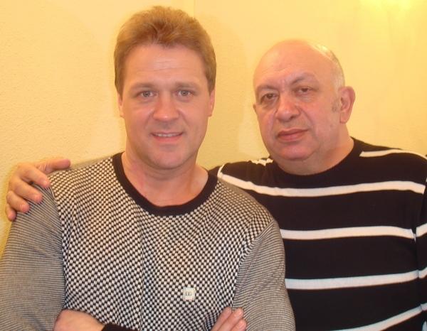 Сергей и Зиновий Бельский