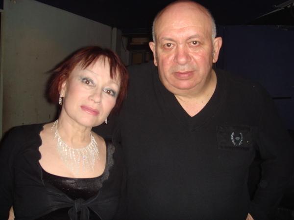 Кира Хабарова и Зиновий Бельский