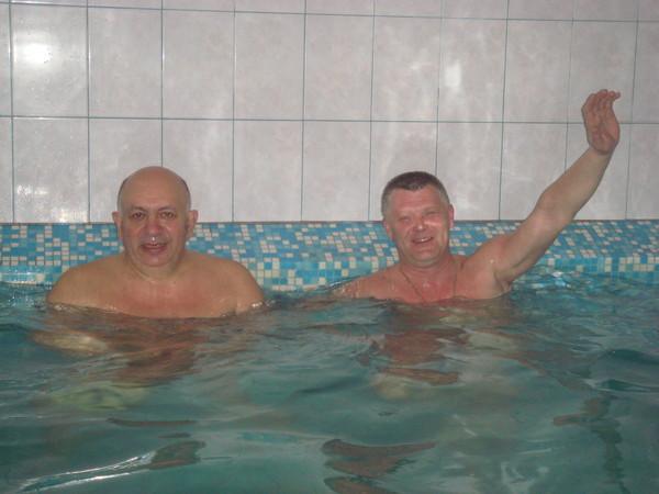 Зиновий Бельский и Саша Адмирал