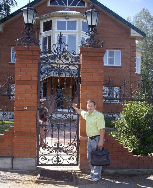 Дом Михаила Евдокимова