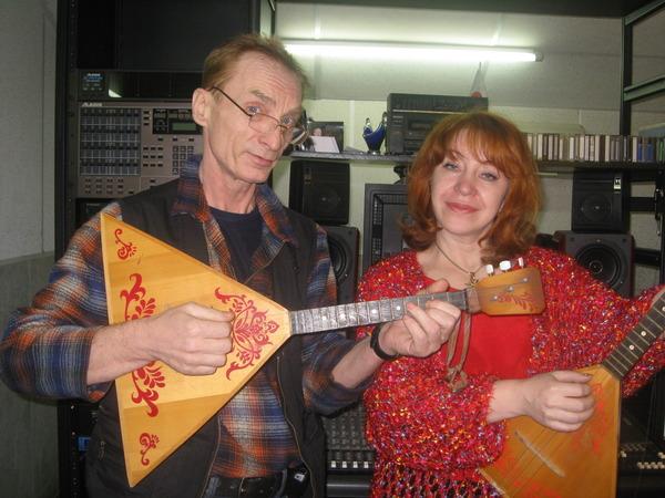 Виктор Смирнов и Олеся Атланова