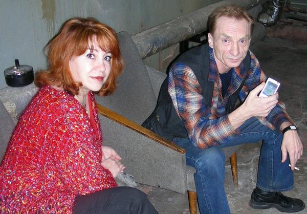 С Виктором Смирновым
