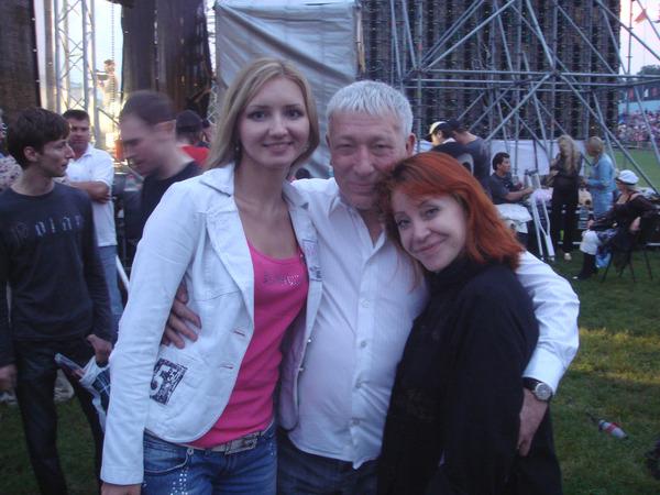 Инна Каверина, Леонид Телешев, Олеся Атланова