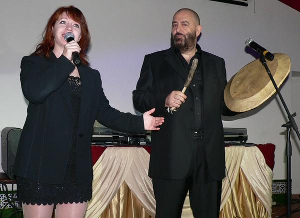 Олеся Атланова и Михаил Шуфутинский
