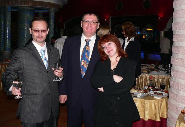 Вацлав Лисовский, Игорь Зубков, Олеся Атланова
