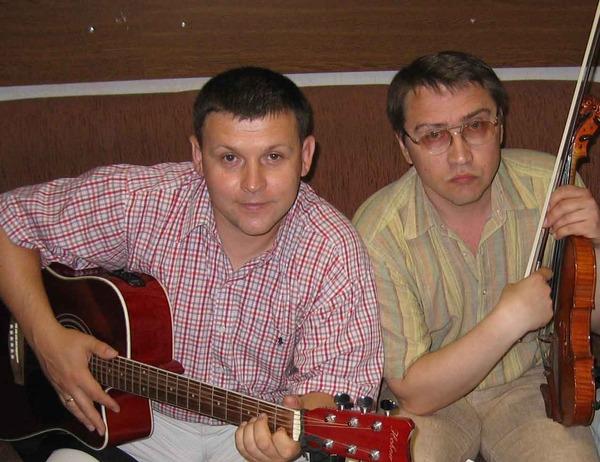 Ю. Белоусов и И. Надолинский