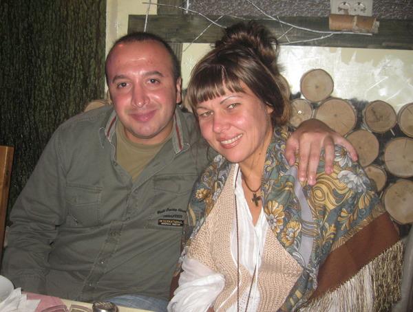 Вика и Димитрис (Греция)