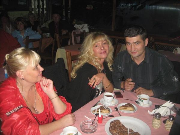 Татьяна Когут, Таня Тишинская, Павел Ростов