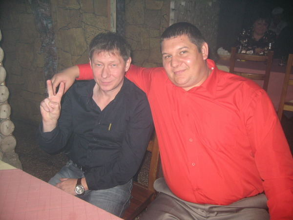 Владимир Шипицын и Дмитрий Гладков (г. Пермь)