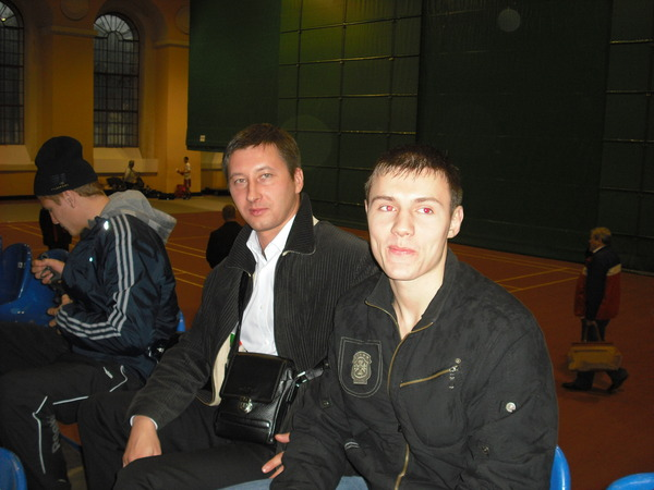 болельщики сборной СКА Санкт-Петербург