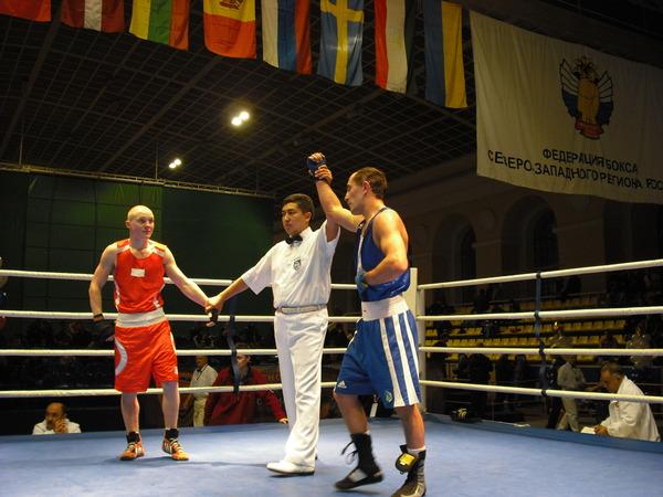 победу в бою одержал - Мадади Нагибеков (СКА Санкт-Петербург)