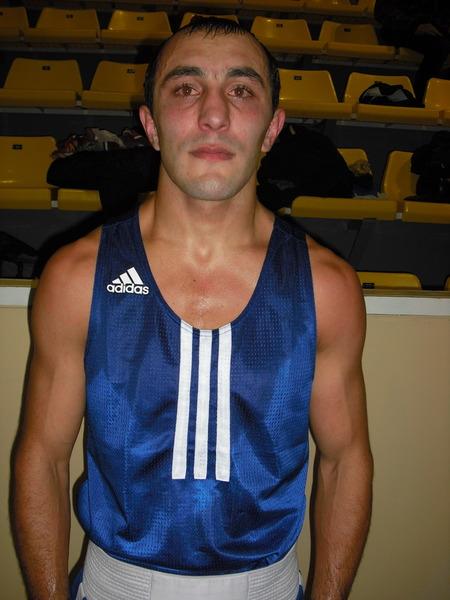 Мадади Нагибеков (СКА Санкт-Петербург)