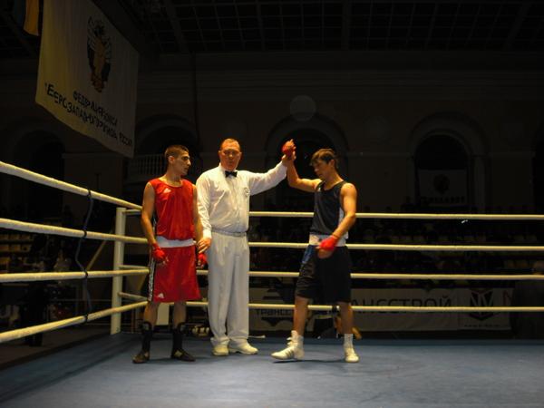 победу одержал Баходар Каримов (Таджикистан)