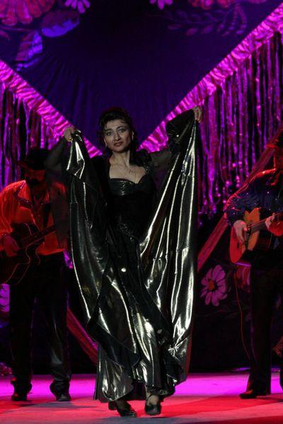 Татьяна Гроховская - танцы