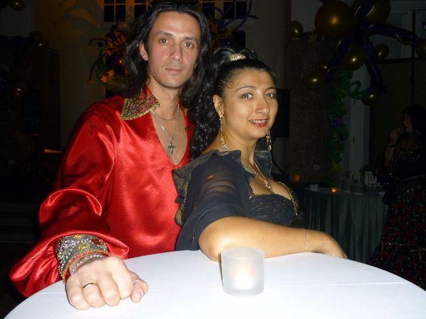 Вербицкий Виктор и Гроховская Татьяна - танцы