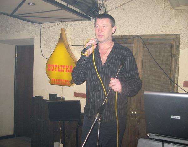 гость концерта - Олег Протасов