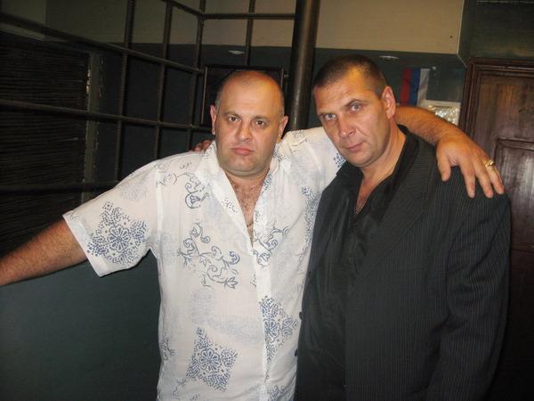 Владимир Белозир и Олег Андрианов