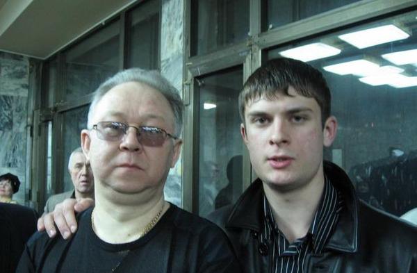 Иван Кучин и А. Батяев
