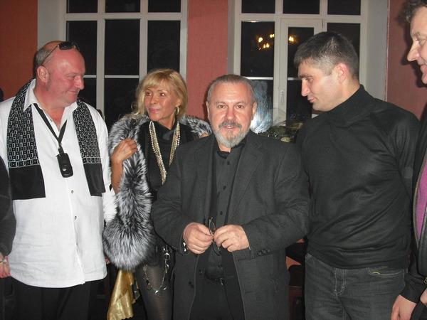 Дмитрий Василевский, Татьяна Тишинская, отец Валерий, Павел Ростов