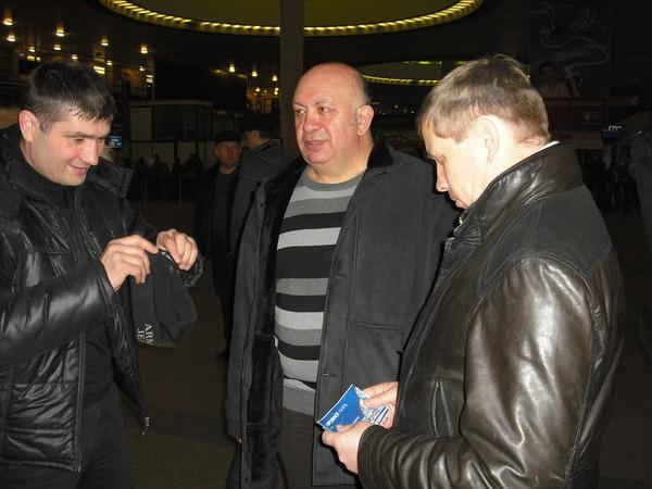 Павел Ростов, Зиновий Бельский, Алексей Краев