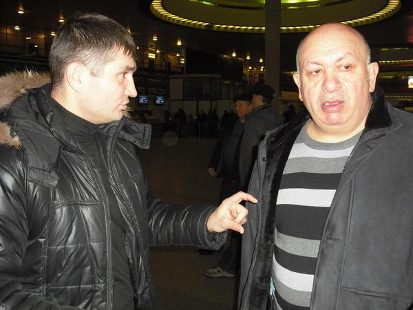 Павел Ростов и Зиновий Бельский