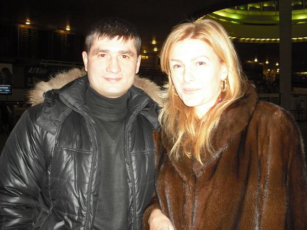 Павер Ростов и Елена Кантер