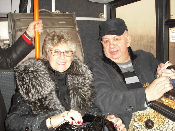 Зиновий Бельский с супругой
