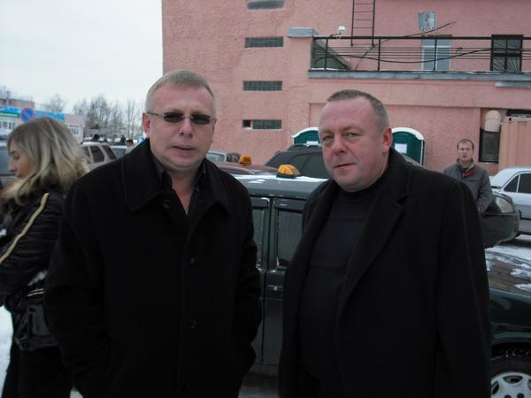 Владимир Двинской и его брат