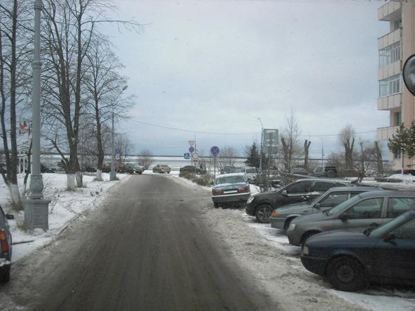впереди Северная Двина
