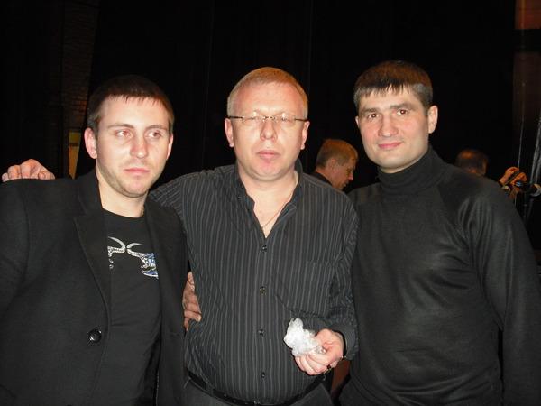 Алексей Хорьков, Владимир Двинской, Павел Ростов