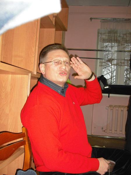 Андрей Большеохтинский зажигает анекдоты