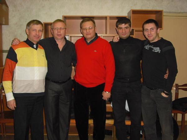 Алексей Краев, Владимир Двинской, Андрей Большеохтинский, Павел Ростов, Алексей Хорьков