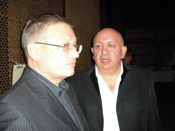 Андрей Большеохтинский и Зиновий Бельский
