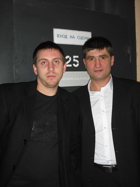 Алексей Хорьков, Павел Ростов