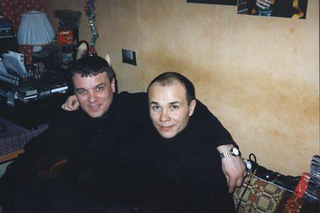 Александр Дюмин и Александр Кузнецов