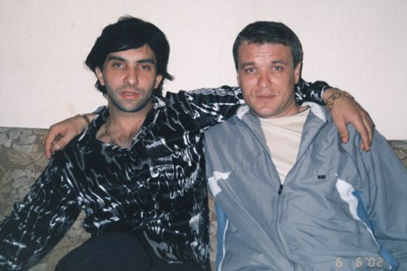 Александр Марцинкевич и Александр Дюмин
