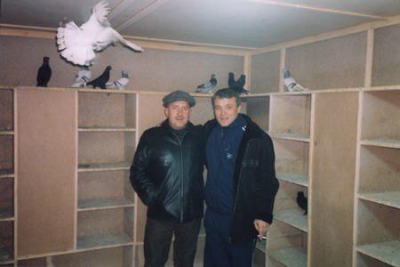 Жека и Александр Дюмин