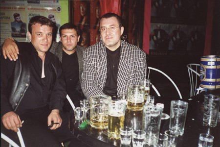 Александр Дюмин, Гера Грач, Владислав Медяник