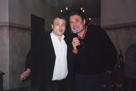 Александр Дюмин и Владислав Медяник
