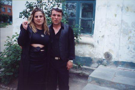 Катя Огонёк и Александр Дюмин